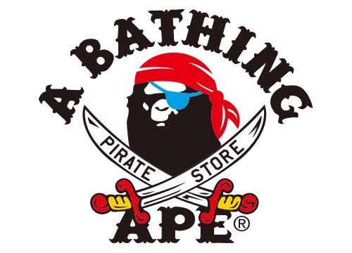 A BATHING APE PIRATE STORE®