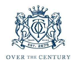 OVER THE CENTURY